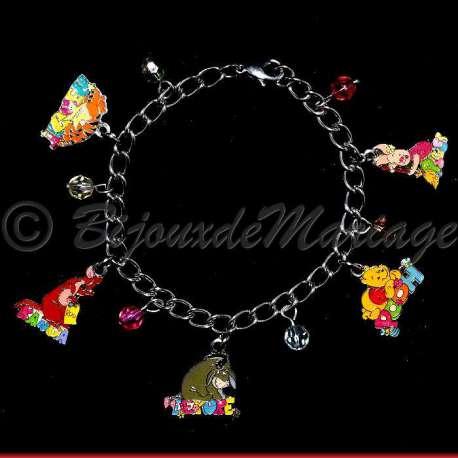 Bracelet enfant Winnie et tous ses amis