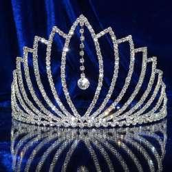 Diademe mariage, couronne de Miss, Kayla