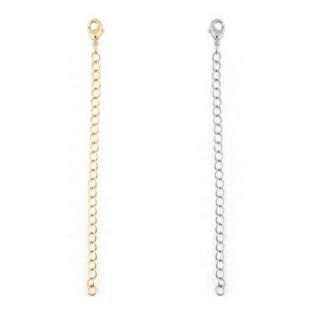 Extension Collier or ou argent