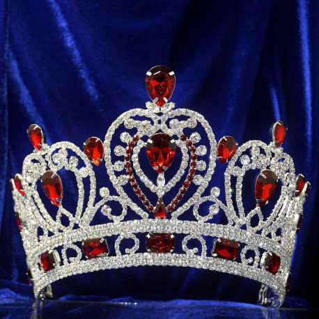 Couronne de Miss, Symbole