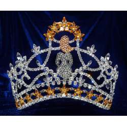 Couronne Miss Ronde France