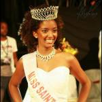 Miss Saint-Leu 2012, couronne Radiance